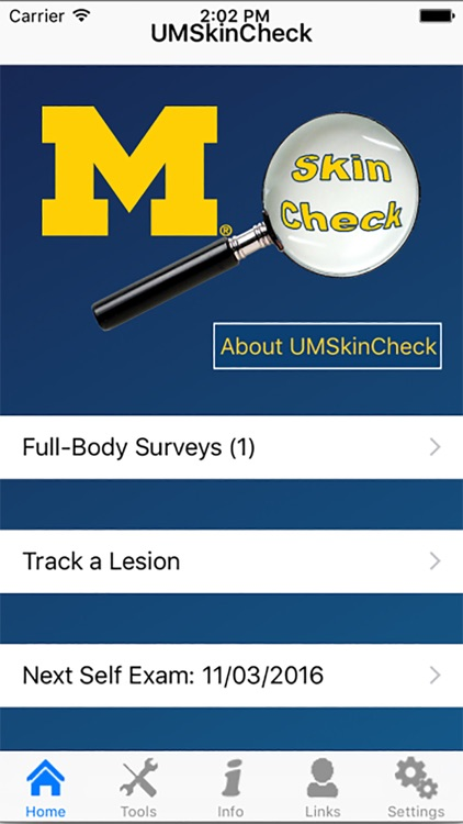 UMSkinCheck screenshot-0