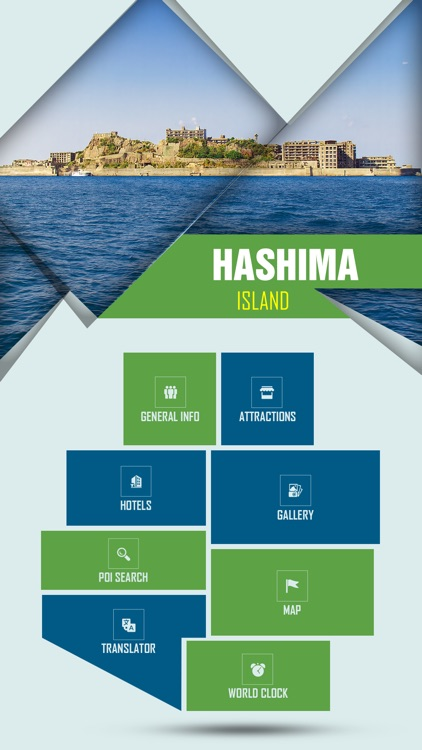 Hashima Island Tourism Guide screenshot-1