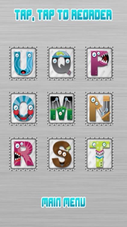 Sammy Squirrel™ Battles the Alphabet Robots screenshot-4