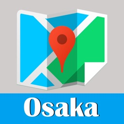 Osaka metro transit trip advisor guide & JR map