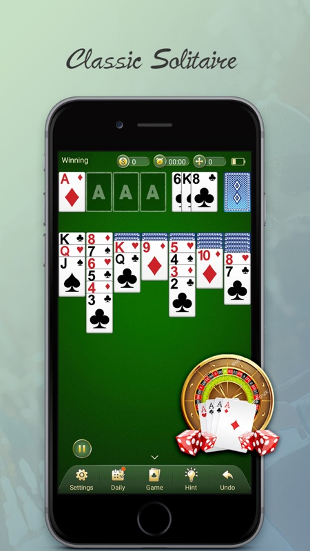 Solitaire - Free Classic Card Games App - Online Game Hack