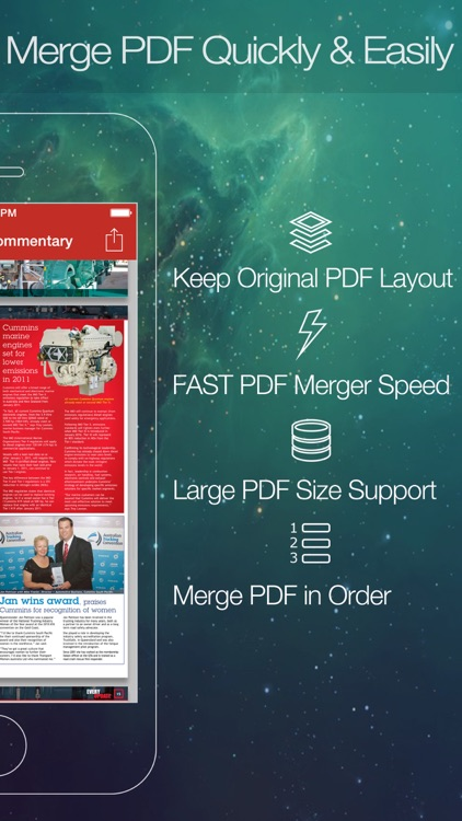 PDF Merger screenshot-0