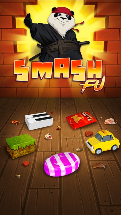 Smash Fu - Endless Arcade Smasher screenshot-4