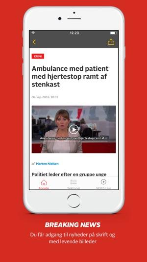 news nyheder