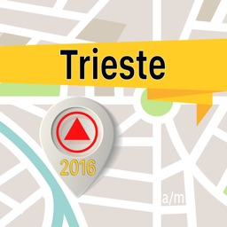 Trieste Offline Map Navigator and Guide
