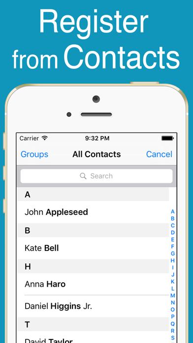 点击获取Easy Contacts - One tap!
