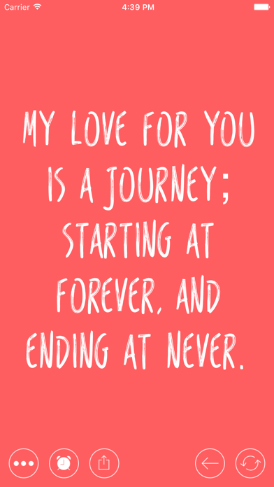 Daily Love - Romantic Quotes | App Price Drops