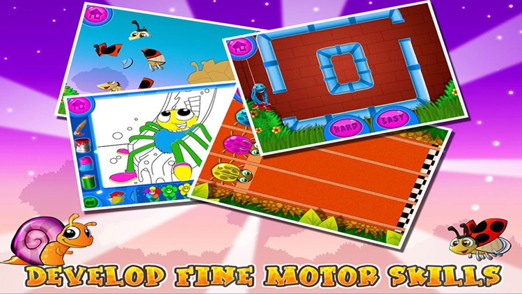 Itsy Bitsy Spider Song screenshot-3