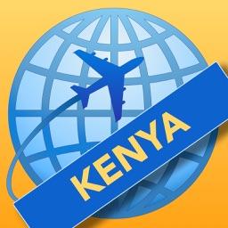 Kenya Travelmapp
