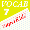 SuperKids - 7th Grade Vocabulary artwork