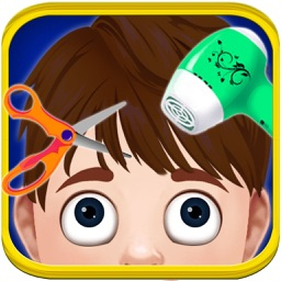Prince Hair Salon: Hair salon games for girls