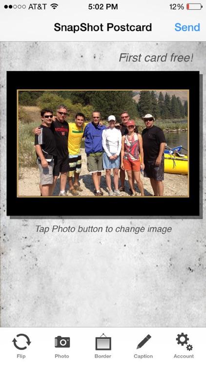 SnapShot Event Postcard screenshot-3