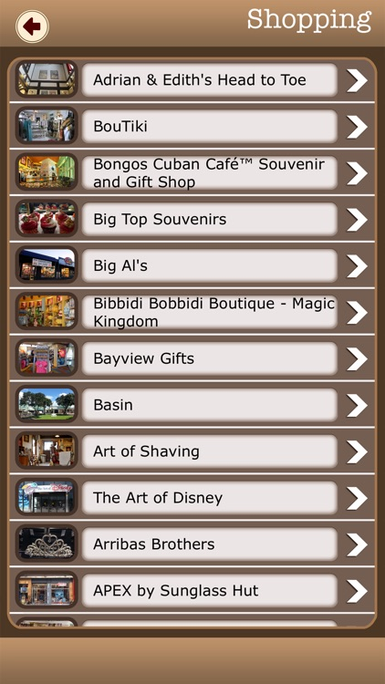 Best App For Walt Disney World Magic Kingdom screenshot-4
