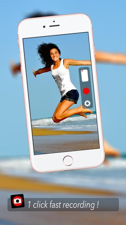 Fast Cam - 1 click video camera recording !