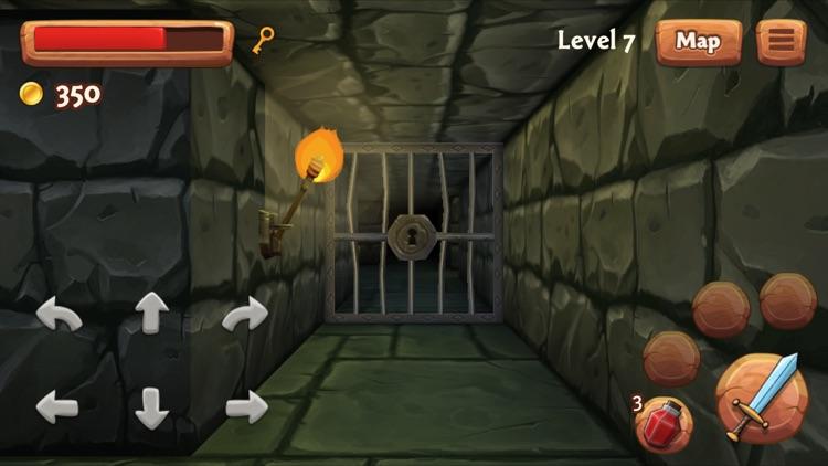 地牢英雄:RPG单机游戏,真心好玩! screenshot-4