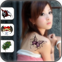 Tattoo Photo Editor - Tattoo Booth