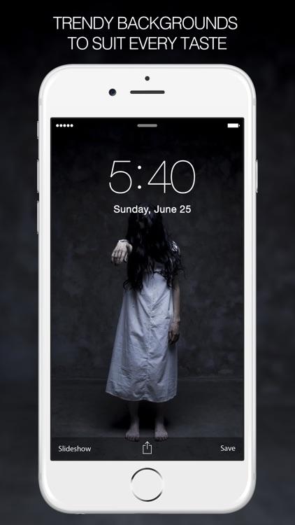 Horror Wallpapers – Horror Arts & Demon Wallpaper screenshot-3