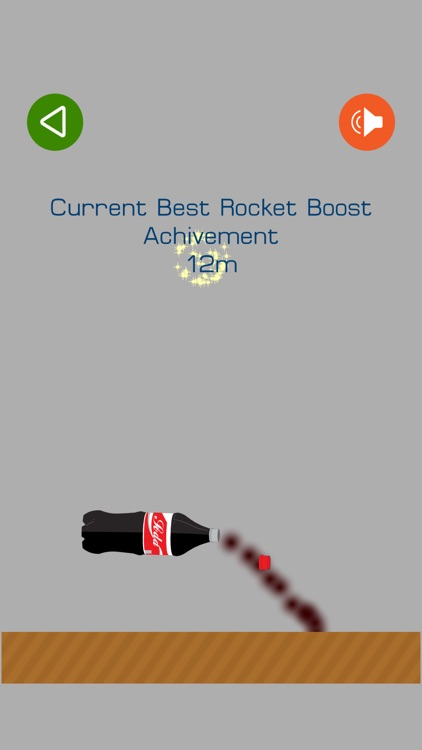 Bottle Flip Extreme Rocket
