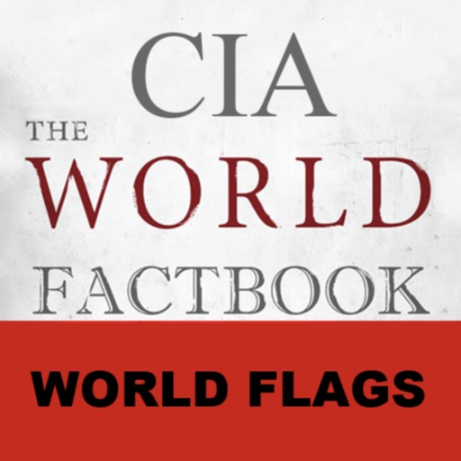 World Flags – The CIA World Factbook iOS App