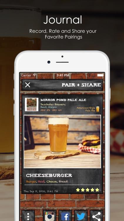 PairWise - Beer and Food Pairing screenshot-3