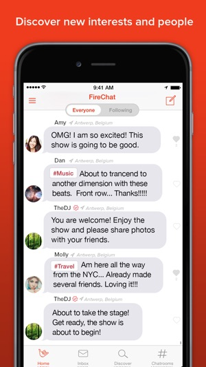 FireChat on the App Store