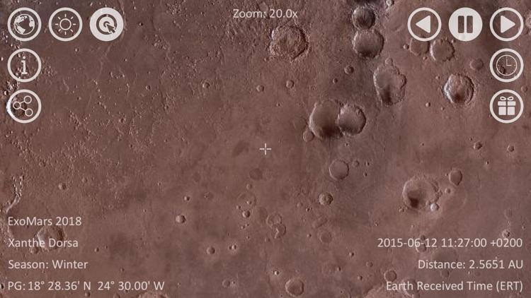 Mars: Time screenshot-4