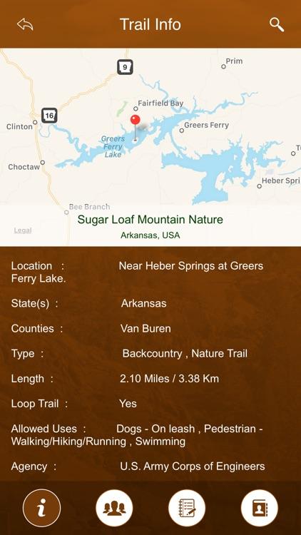 Arkansas Trails screenshot-3