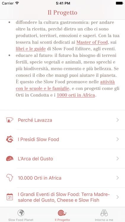 Slow Food Planet screenshot-4