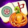 Halloween Mahjong - Spooky Pumpkin Puzzle Deluxe