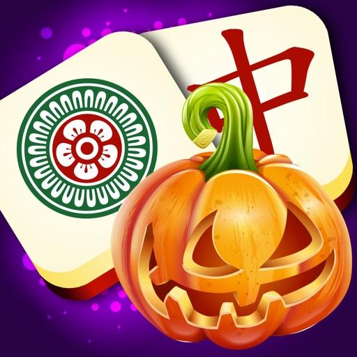 Halloween Mahjong - Spooky Pumpkin Puzzle Deluxe iOS App