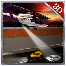 Activities of Police Helicopter Crime Arrest & Chase game