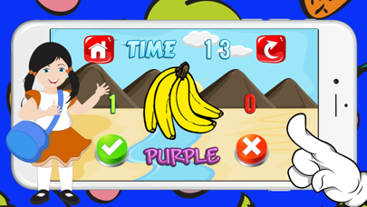 Games Puzzles Word Fruits Connect Picture Matching screenshot two