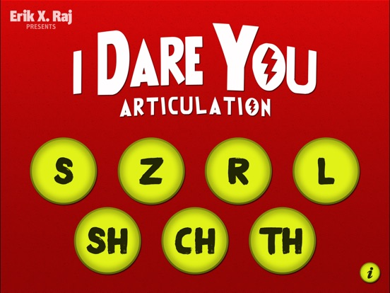 I Dare You Articulation Screenshots