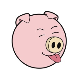 PIGGy Stickers for iMessage