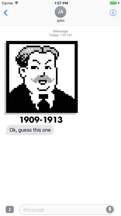 Pixel Presidents