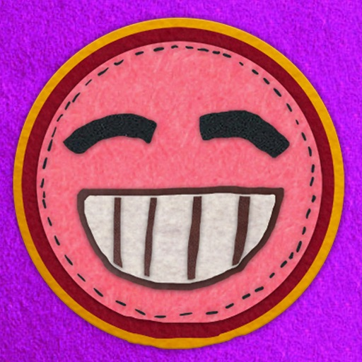 Awesome Craft Emoji Stickers