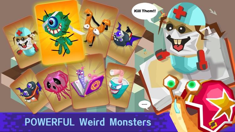 Mad Bob - Crazy Monsters Defense