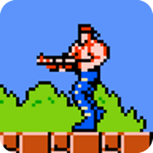Classic Game For Contra