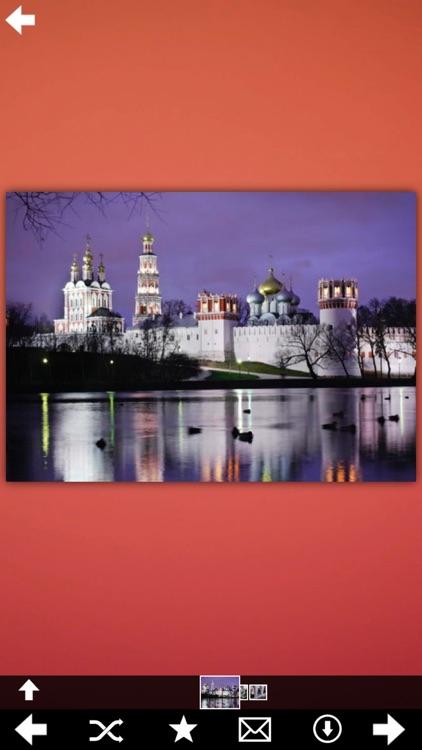 Russia Unesco World Heritage