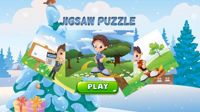 jungen puzzle vorschule spiele kinder ab 6 jahren im app store. Black Bedroom Furniture Sets. Home Design Ideas