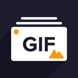 Photos to Gif & Video Maker- Social photos to Gif