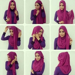 Hijab Tutorial Fashion