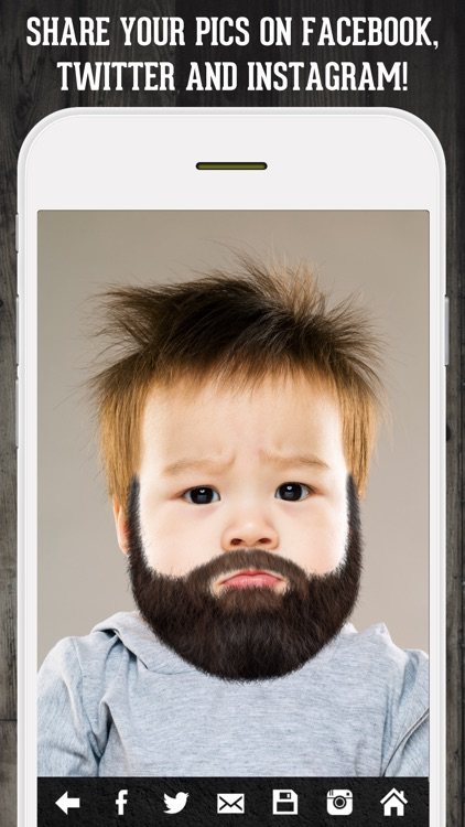 Beard Booth by Dollar Beard Club screenshot-3
