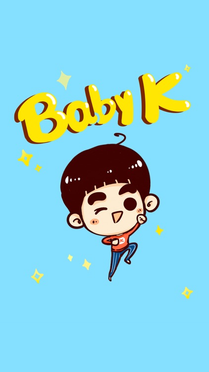 Baby K − NHH Stickers