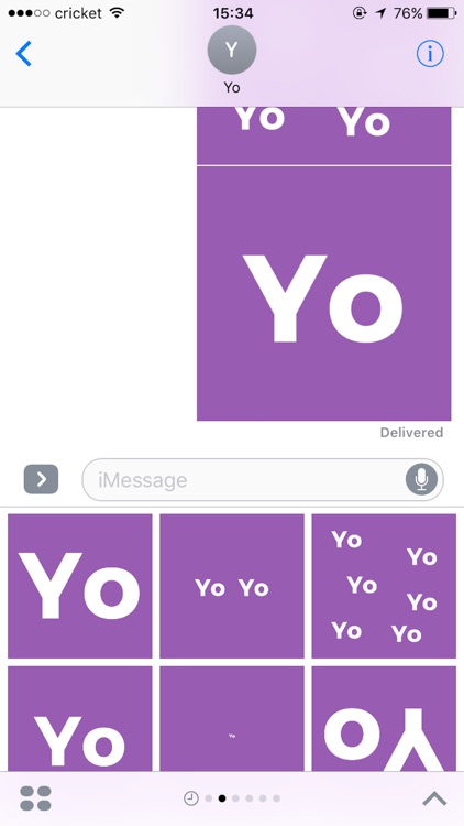 Yo Stickers