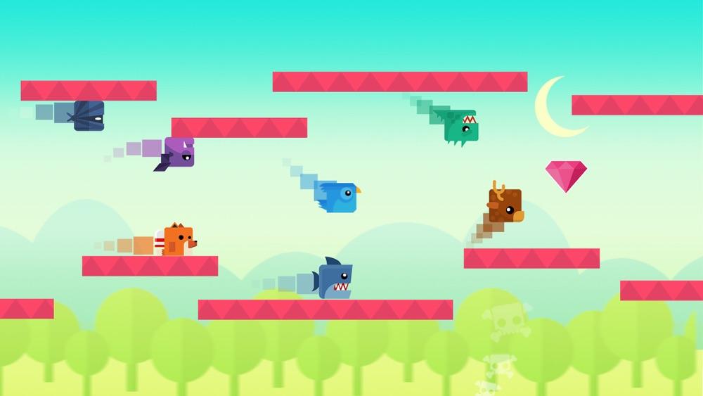 Animal Gravity Run Cheat Codes
