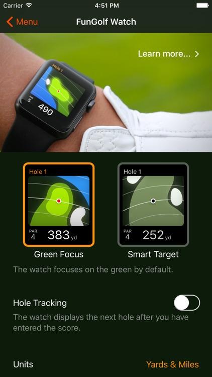 Fun Golf GPS screenshot-4