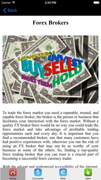Forex Trading & Forex Broker