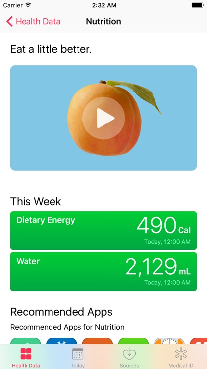 Fit Sync for Fitbit to Health screenshot-3