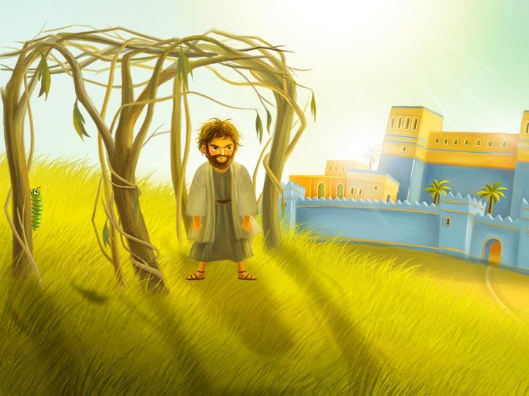Jonah The Runaway Prophet screenshot-3